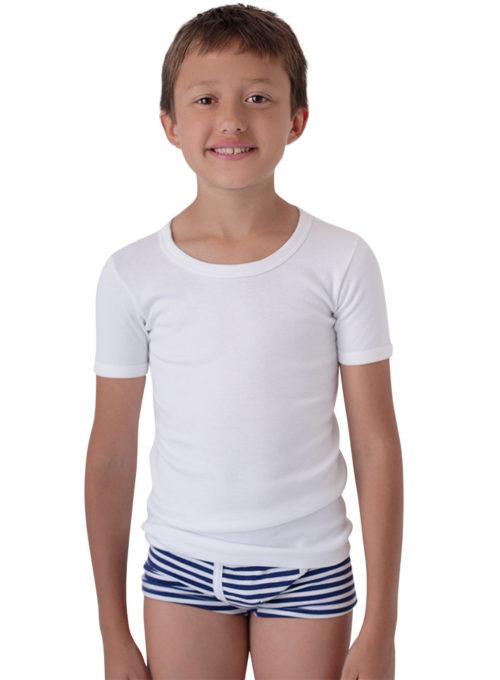 Maglietta caldo cotone bambino